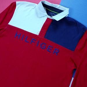 Modern 2017 Tommy Hilfiger Long-Sleeve Polo